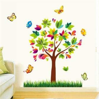 farverigt-trae-med-graes-wallsticker.jpg
