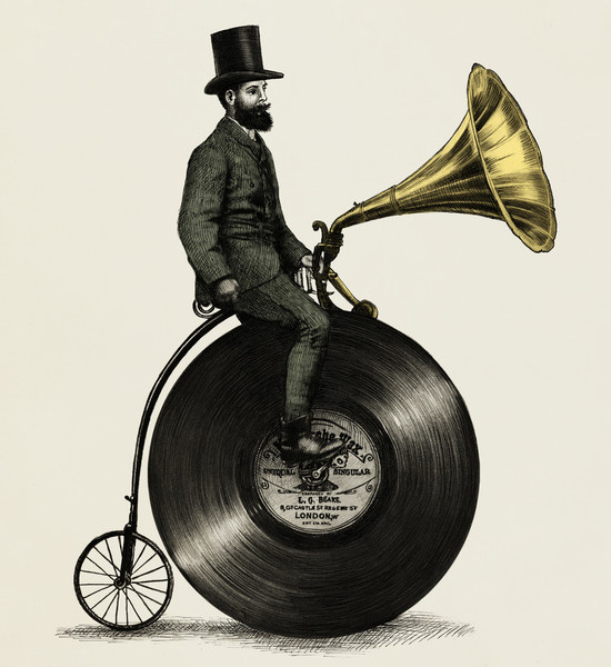 Musicman-vinyl-bike-society6