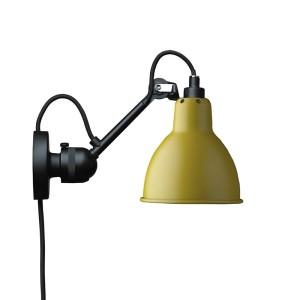 8200900081225_1-304ca-gul-væglampe-ca-lampegras.jpg